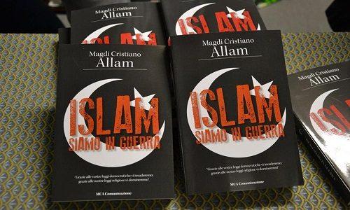 """04.04.2016 – Presentazione Libro """"Islam siamo in guerra"""" di Magdi Cristiano Allam"""